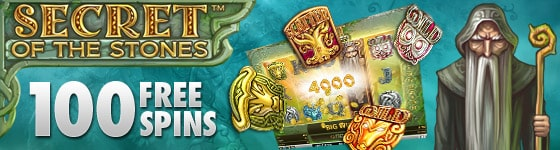 Secret of the Stones Free Spins