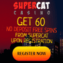 The €1,100 Bright Carnival continues at the Super Cat Casino