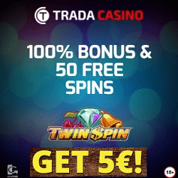 Trada Casino: 40 Free Spins for Aloha! Cluster Pays