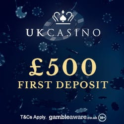 UK Casino Promotion