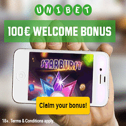 Unibet Casino Promotion