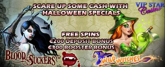 Vip Star casino free spins
