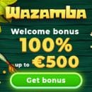 A new Wazamba tournament for €3,000 and NetEnt games