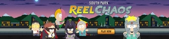 €100 Bonus for play in South Park 2 Slot